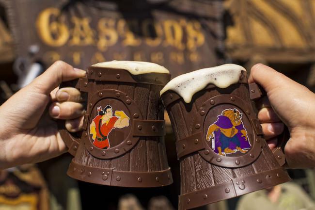 Le Fou's Brew at Gaston's Tavern, Photo by Matt Stroshane/Disney