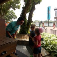 Get A Clue with Agent P's World Showcase Adventure