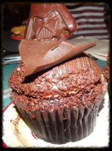 darth cupcake counter service-Picture by Lisa McBride