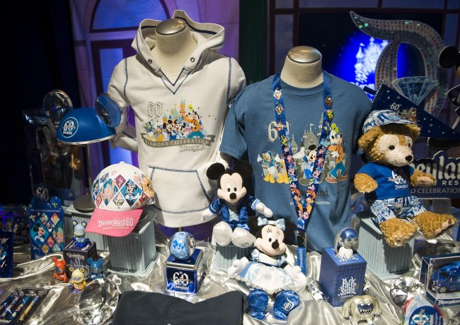 Disneyland 60th Diamond Anniversary