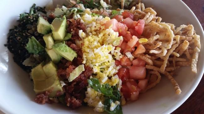 'Ama 'Ama Chopped Salad - $15