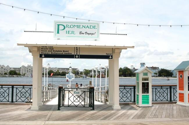 Promenade-Picture by Anne Fitzgerald