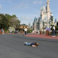 Meltdown in the Magic Kingdom