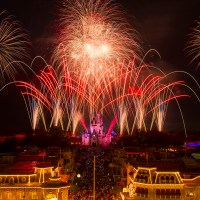 4th of July Celebrations at Walt Disney World Resort