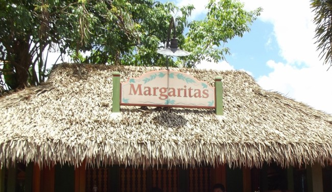 Margarita stand in the Mexico Pavilion at Epcot-Picture by Lisa McBride