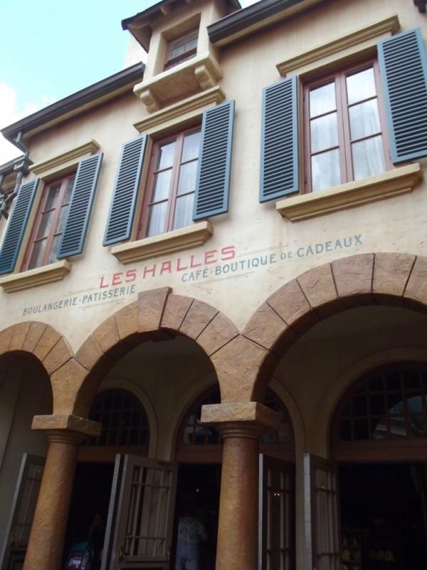 Les Halles Boulangerie Patisserie-Picture by Lisa McBride