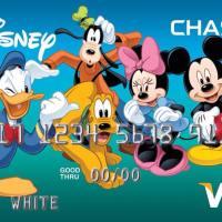 Disney Visa – Don't do Disney without it.