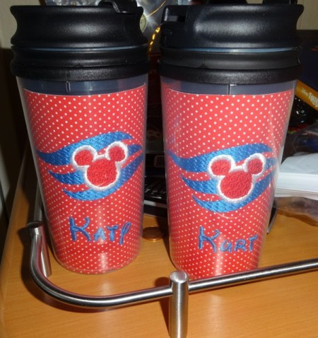 Hot and cold cups