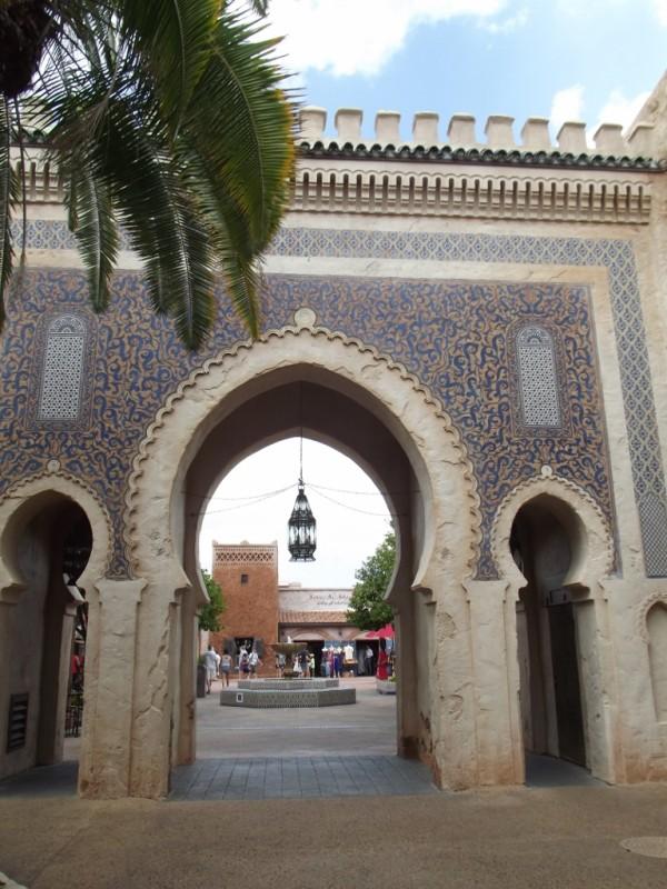 Morocco Pavilion-Picture by Lisa McBride