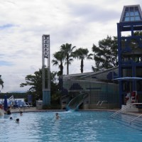 Poolside Beverages at Bay Lake Tower's Cove Bar