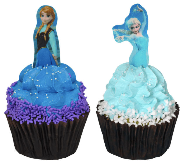 Ice Palace Boutique, cupcakes