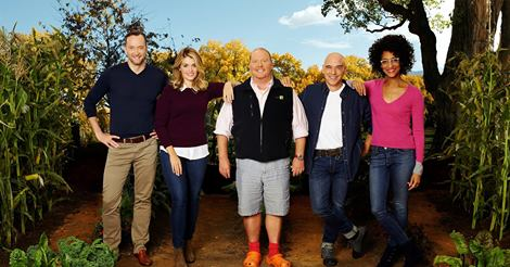 "Hosts of ABC's ""The Chew""."