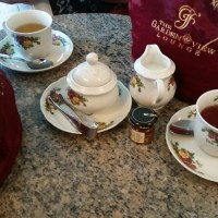Tea Time Delight at Garden View Tea Room