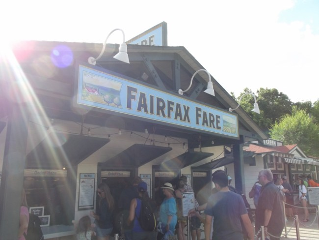 Fairfax Fare at Disney's Hollywood Studios-Picture by Lisa McBride