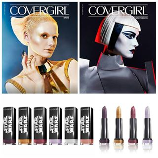 Star Wars: The Force Awakens line by Covergirl®