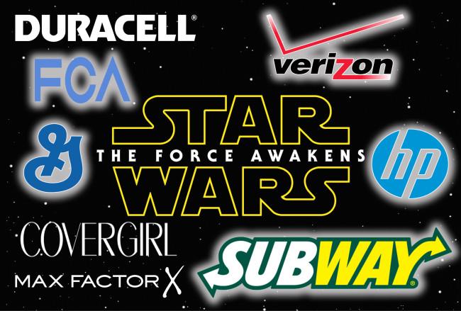 Star Wars Sponsors
