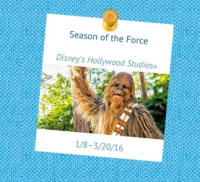 From the Walt Disney World Annual Passholder's website