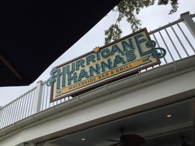 Hurricane Hanna's Waterside Bar & Grill