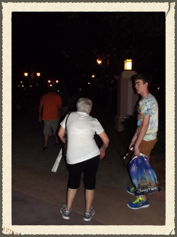 Traveling with Seniors-Picture by Lisa McBride