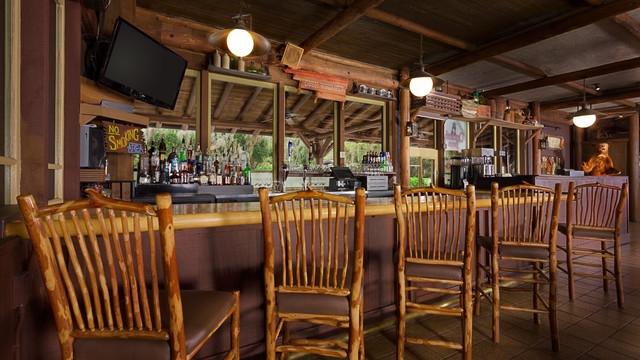 Crockett's Tavern - Image by Disney