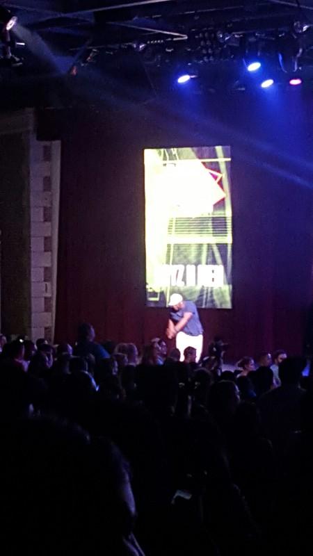 Boyz II Men opening their last show
