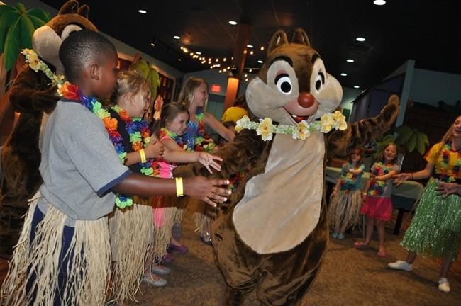 Children's Activity Center at Disney's Polynesian Village Courtesy of Disney