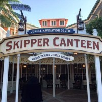Jungle Skipper Canteen now taking Advanced Dining Reservations!