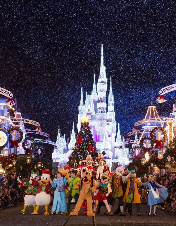 Mickey's Very Merry Christmas Party Live Stream -Photo Credit Disney