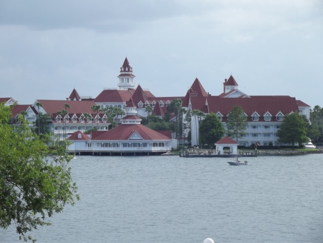 Disney's Grand Floridian Resort & Spa-Photo by Lisa McBride