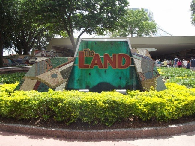 The Land in Epcot's Future World-Photo Credit Lisa McBride