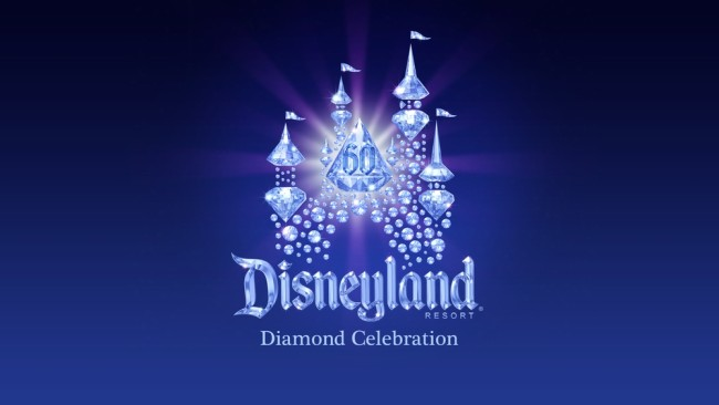 Disneyland Resort 60th Anniversary Logo