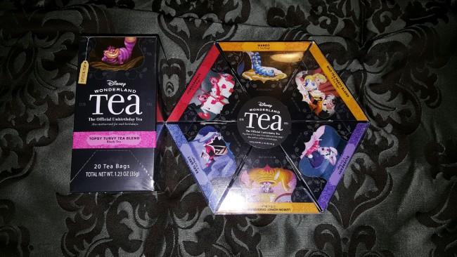 Disney Wonderland Tea - The Official Unbirthday Tea