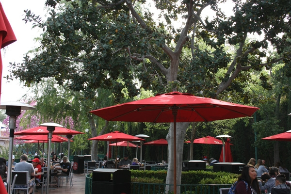 Grab and Go Breakfast at La Brea Bakery Express- Downtown Disney District at Disneyland
