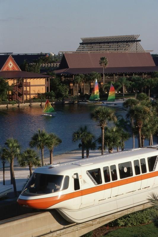 Disney's Polynesian Resort (Photo Courtesy of Disney)