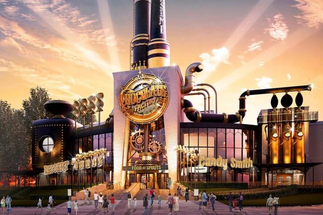 Courtesy of Universal Orlando Resort Blog