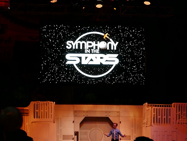Symphony in the Stars during Star Wars Weekends 2015