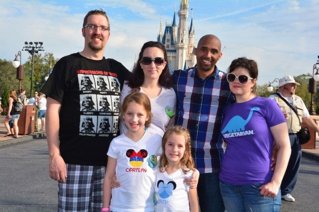 Francis-Beane family shot, Photopass