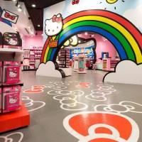 Hello Kitty Shop Now Open at Universal Studios Florida!