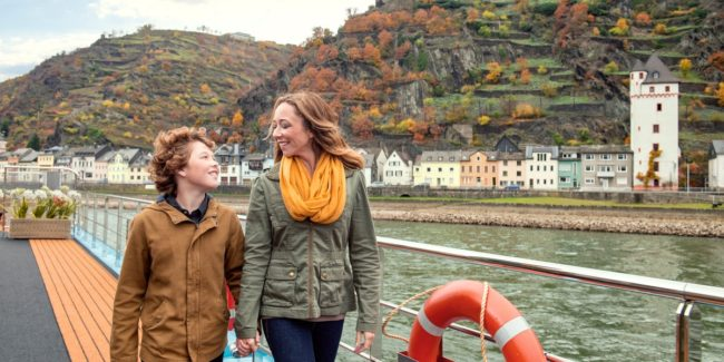 Stroll along the Rhine River with Adventures by Disney (photo courtesy of Disney)