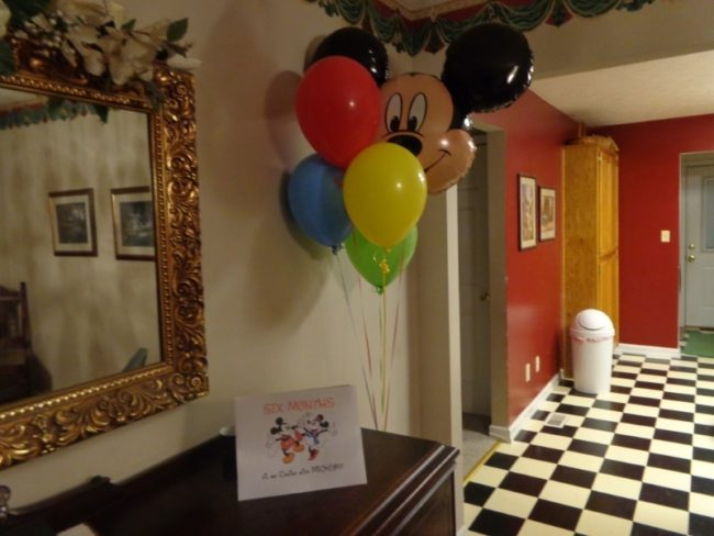 Mickey Balloons Photo Credit Connie Sink