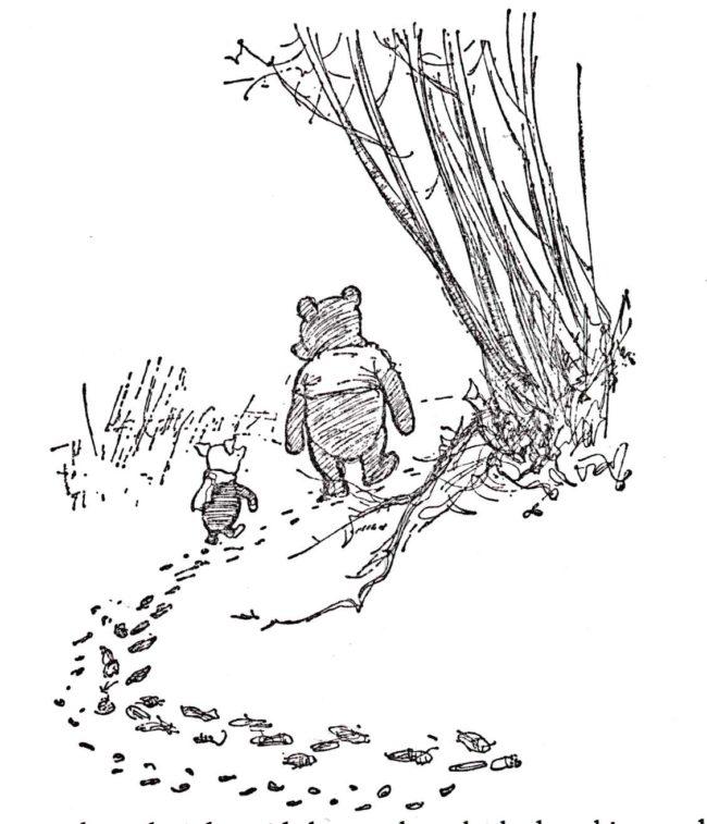 A.A. Milne's Winnie-the-Pooh