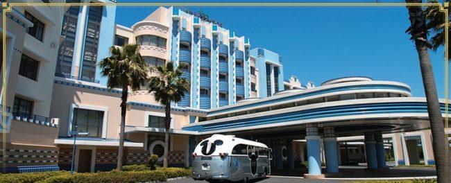 Disney Ambassador Hotel - Image by Disney