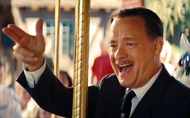 "Tom Hanks in ""Saving Mr. Banks"""