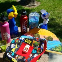 Must Pack Items to Beat the Heat at Disneyland!
