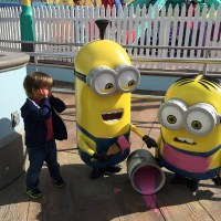 Why you should take your toddler to Universal Studios Hollywood!
