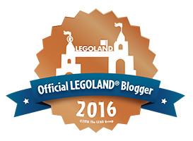 Renee Virata is an Official LEGOLAND Blogger