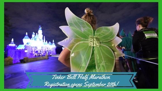 Tinker Bell Half Marathon Registration