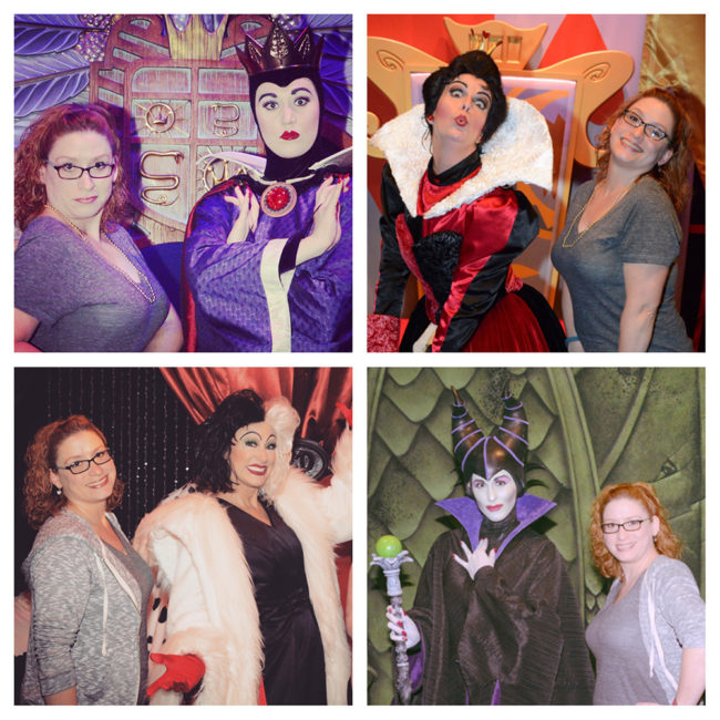 Club Villain: Villain Meet and Greets