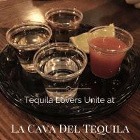 Tequila Lovers Unite at La Cava Del Tequila in Epcot
