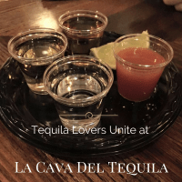 Tequila Lovers Unite at La Cava Del Tequila in Epcot